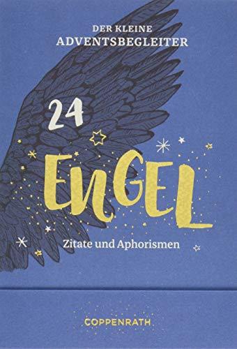 Der kleine Adventsbegleiter - Engel: 24 Zitate und Aphorismen