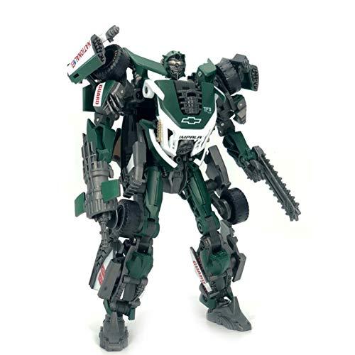 ghjkl Trànsfōrmêrs tōys, KO Transformation Action Figure Movie Model GOD-03 Car Robot Creative Education Toys