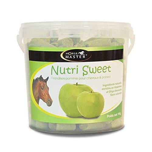 Horse Master - Nutri Sweet - Pomme - 1 kg