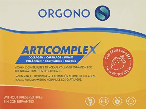 Orgono Articomplex Silicio + Magnesio + Vitaminas para Deportistas Sobres - 30 Unidades