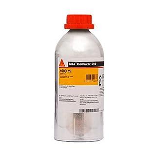 SIKA removedor-208, Sikaflex limpiador no-polimerizada a SIKA