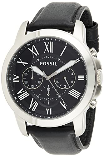 FOSSIL Reloj para Hombre Grant, Tamaño d...