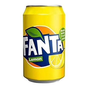 Fanta Lemon 330ml  Pack of 12