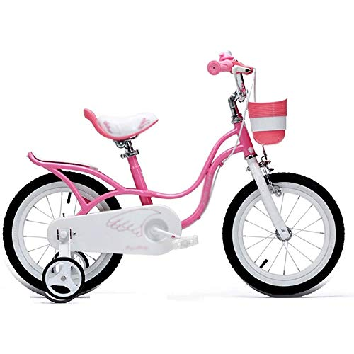 Best Price ZQY Children's Bicycle Fashion Outdoor Picnic Kids Bicycles 3-8 Years Old Boys and Girls ...