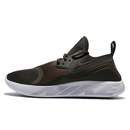NIKE Lunarcharge Essential Mens Running Trainers 923619 Sneakers Shoes (UK 8 US 9 EU 42.5, Cargo Khaki 301)