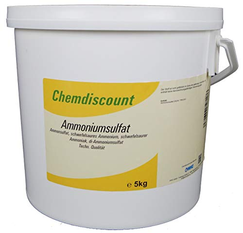 5kg Ammoniumsulfat, versandkostenfrei