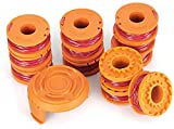 YWTESCH Replacement Trimmer Spool Line for Worx, 13 Pack (12 Pack Grass Trimmer...