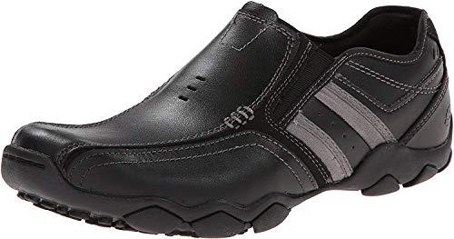 Skechers Skechers mens - Diameter - Zinroy black Size: 6.5 M US