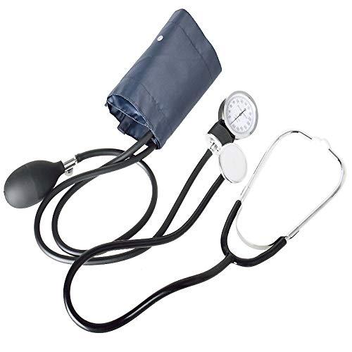 Leyeet Startseite Blutdruckmanschetten-Kit Smart Manual mit Standard-Manschette Und Stethoskop Medizinische Geräte Familiers Gesundheitsversorgung