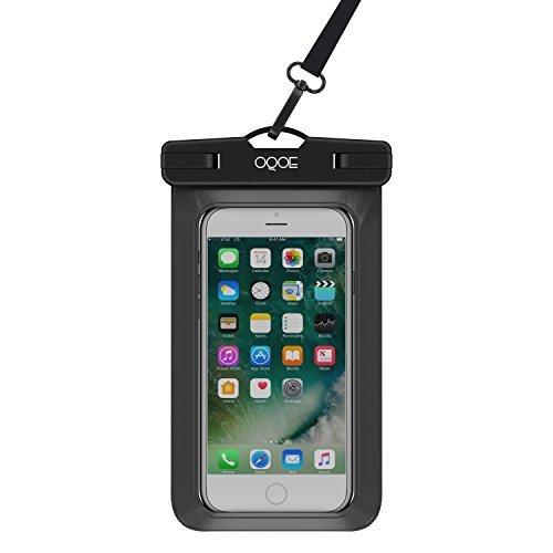OQOE Universal Waterproof Case - Black
