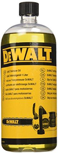 Dewalt DT20662-QZ Kettensaegenoel, 1 Liter, Schwarz/Gelb