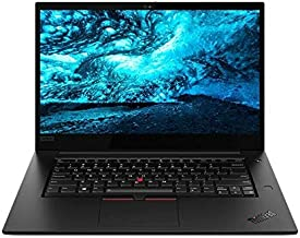 "Lenovo ThinkPad X1 Extreme Gen 2 Laptop, 15.6"" FHD (1920 x 1080) Non-Touch, 9th Gen Intel Core i7-9750H, 16GB RAM, 512GB S..."
