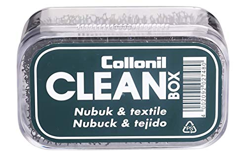 Collonil Clean Box Classic 74800001000, Schuhcreme & Pflegeprodukte, Transparent (Neutral), Einheitsgröße