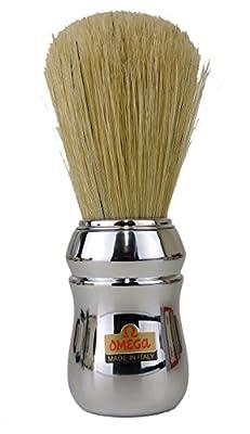 Omega 48 Professional Pure Bristle Shaving Brush