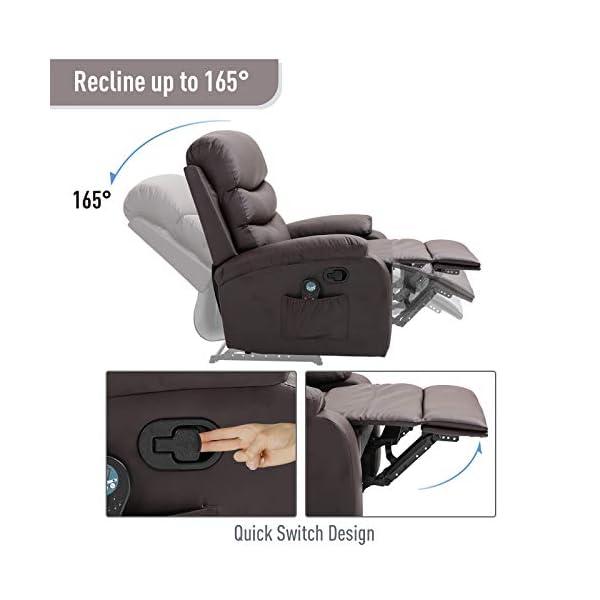 Manual Massage Recliner recliner know