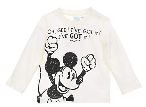 Mickey Mouse bebé-niños Camiseta de Manga Larga