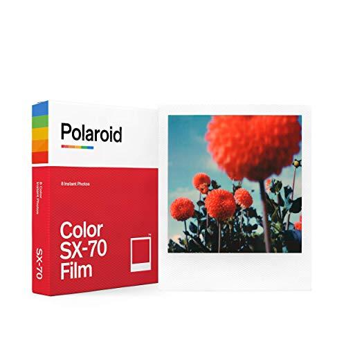 Polaroid - 6004 - Sofortbildfilm Frabe fûr SX-70 - Polaroidkamera