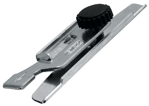 ABUS Rollladensicherung RS97 - Hochschiebeschutz für Rollläden - Montage ohne Bohren und Schrauben - ABUS-Sicherheitslevel 2 - 08187 - 2er Set