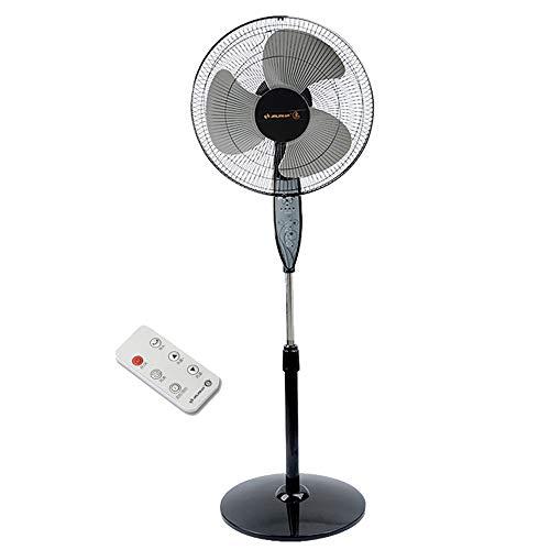 Ventilador De Suelo Silencioso,Ventilador Eléctrico Inversor DC Vertical,Regulación De Velocidad Continua De...