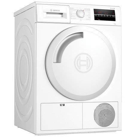 Bosch Serie 6 WTG86260ES secadora Independiente Carga frontal Blanco 8 kg B