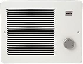 Broan-NuTone 170 Wall Heater, White Painted Grille
