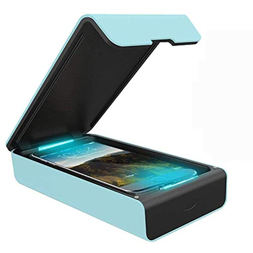 Phone Storage Box - Portable Cell Storage Box with Aromatherapy for iOS Android Mobile Phone Toothbrush Jewelry Watch