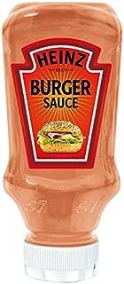 Heinz Burger Sauce 7.90 Ounces (225g) (3 Pack)