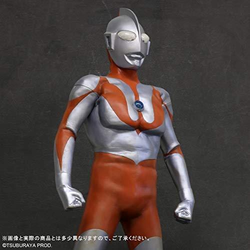 ギガンティックシリーズ ウルトラマン(Cタイプ) スチールカラーVer. 全高約50㎝ 少年リック限定品