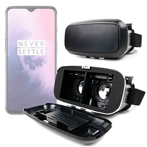 Duragadget VR-Brille für Honor 20/20 Lite / 20 Pro, OnePlus 7, 7T und 7 Pro, 7T Pro Smartphone