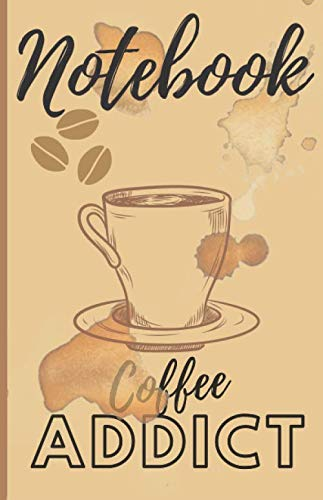 Coffee girl notebook : coffee girl , hot coffee  notebook, and coffee books and gifts  for family and friends to...large paper size 8,5*11 inch 150 ... the perfect coffee and notebook to write on