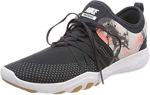 Nike Damen WMNS Free Tr 7 Hallenschuhe, Grau (Anthracite/White/Lava Glow/Anthracite), 40 EU