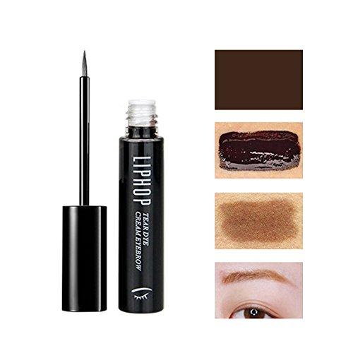 KAYI Semi-permanent imperméable à la lèvre Type de sourcils Crème teintée
