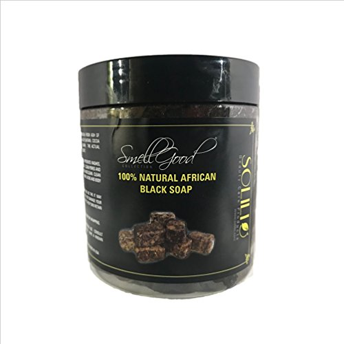 African Black Soap Tub 2lb