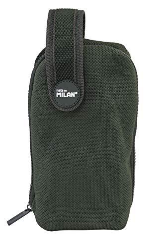 MILAN Kit 1 Estuche con Contenido Knit Khaki Green...
