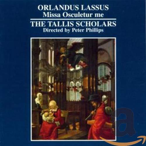 Lassus - Missa Osculetur me