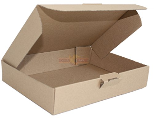 100 maxibrief karton MB4 bruin 260 x 180 x 50 mm doos doos doos goederen verzending dimapax