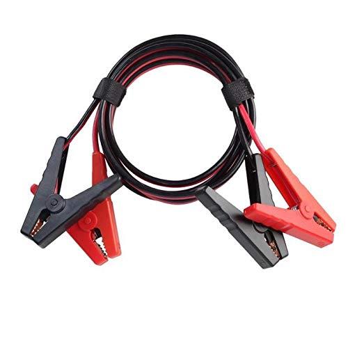 Cable de cobre de la batería de la batería de la batería del automóvil de 2.5 m del automóvil con la abrazadera del clip de la pinza de la batería de la abrazadera de la abrazadera del cable para univ