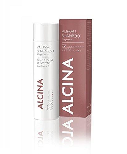 Alcina Aufbau-Shampoo Pflegefaktor 1 250ml