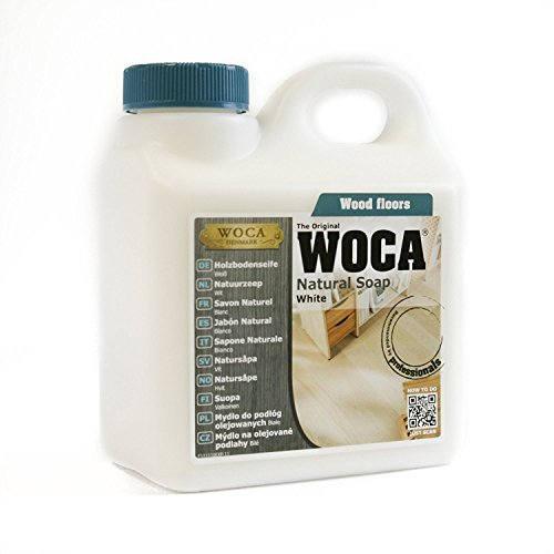 WOCA Natural Soap 1 Liter (White)