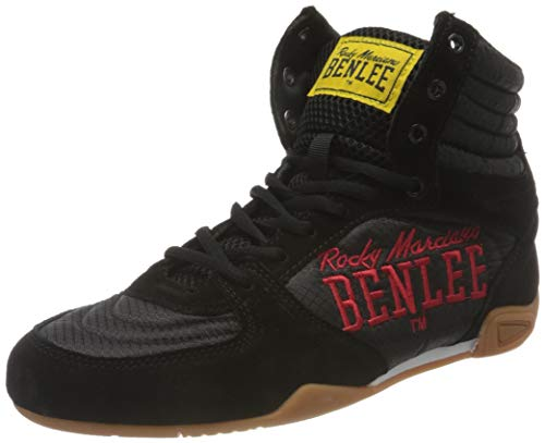 Benlee Boxing Boots Black/Red EU 43