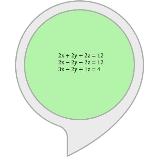 Gleichungssystem lösen