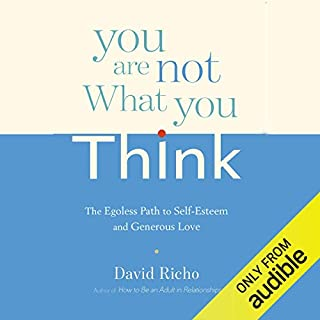 You Are Not What You Think audiobook cover art