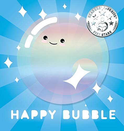 Happy Bubble: Bed Time Stories Rhyming Picture Book (1)