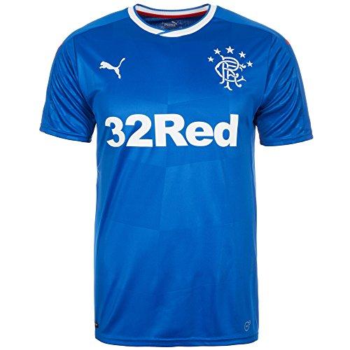 PUMA Herren Trikot Rangers Home Replica Shirt, royal, S