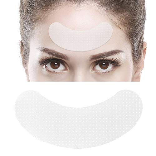Anti-Wrinkle Pads, 24 Pcs Moisturising Mask Face Lifting Patch Pad Face Slimming and Tightening for Forehead, Eye, Chin, Neck Anti-Aging