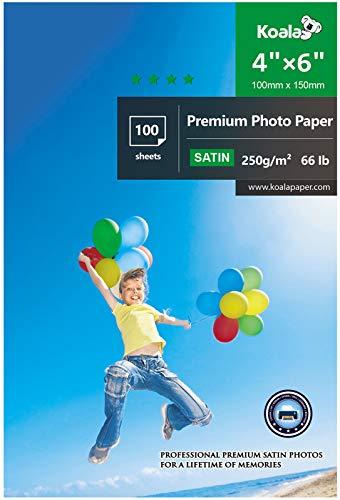 Papel Fotografico Epson 10X15 papel fotografico epson  Marca Koala