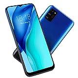 Smartphone 3G Para Android, Teléfonos Móviles Con Pantalla De Gota De Agua HD, 1 + 8G, Resolución 720x1560, Doble Tarjeta De Doble Modo De Espera, 2MP + 5MP, Con Batería De 2500(Azul degradado)