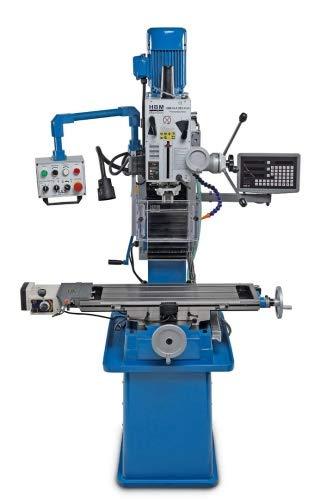 Fräsmaschine 45 DRO PROFI-400V
