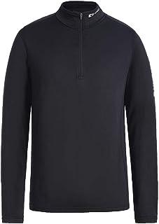 ICEPEAK FLEMINTON Undershirts Hombre, Black, FR: M (Talla Fabricante: M)