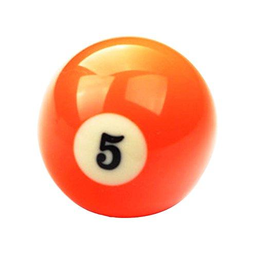Black Temptation 1 Pcs Cue Sport Snooker USA Pool Billardkugeln 57.2 mm /2-1/4 -NO.5